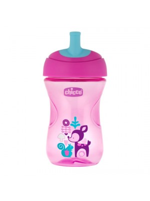 Advanced Cup – 12 Months - Girl Pink & Purple, , , .