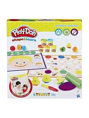 PLAYDOH LETTERS AND LANGUAGE, , , .
