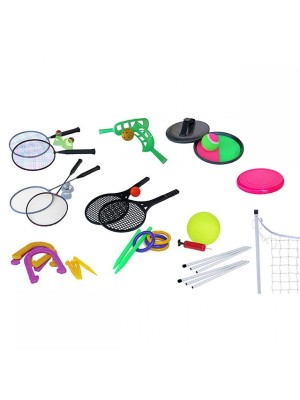 Jeronimo - Outdoor 9 Game Set, , , .