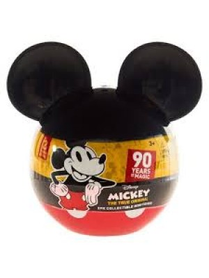 MICKEY MOUSE 90TH 2PK MINI COLL FIGURES IN CAPSULE, , , .