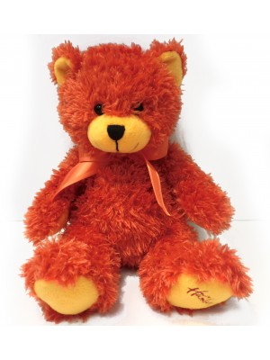 Hamleys Orange Bear, , , .