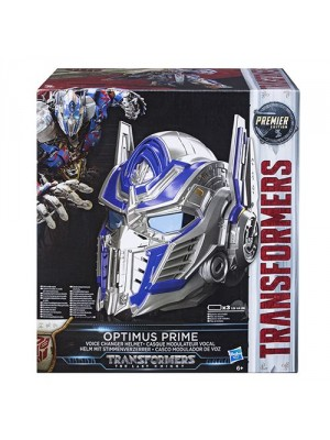 TRANSFORMERS MV5 1ST EDITION VOICE CHANGER HELMET, , , .