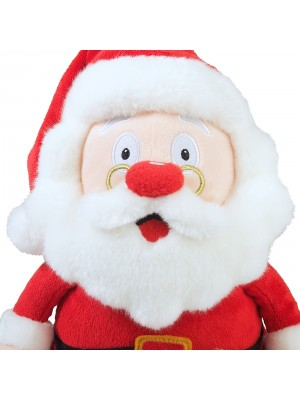 Hamleys Father Christmas Soft Toy, , , .