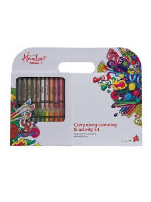 HM COLOURING STARTER KIT, , , .
