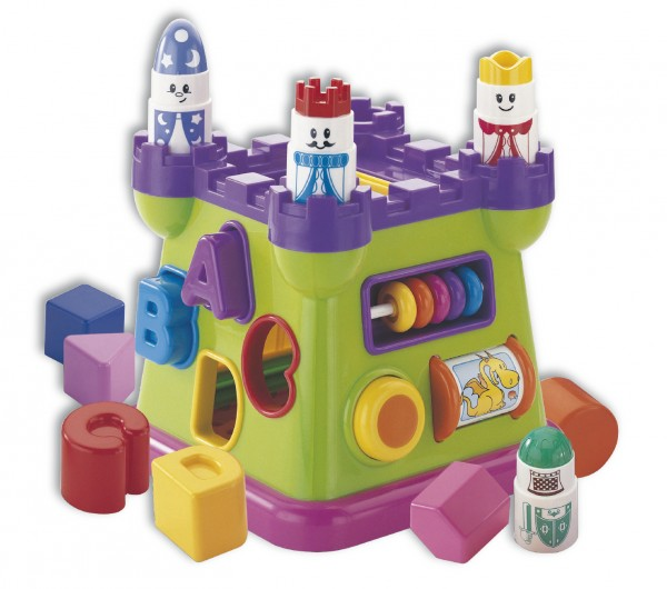 Bloomy Activity Castle, 965921, , .
