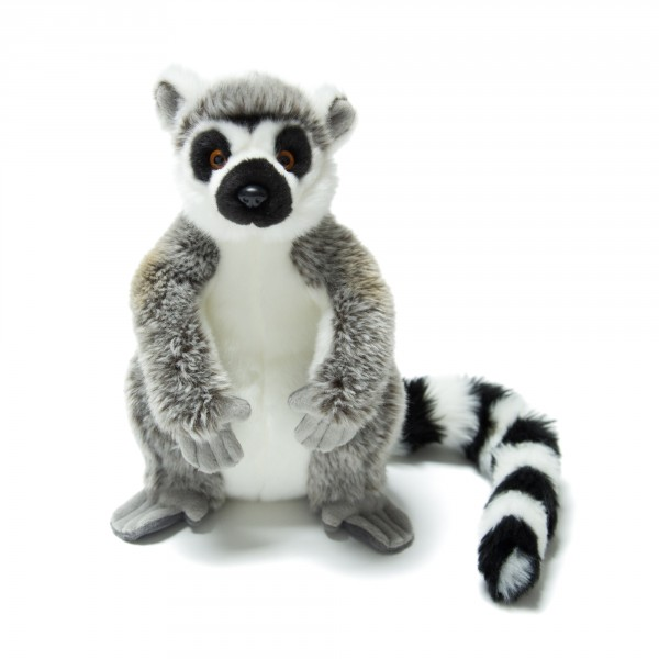 Hamleys Lennox Lemur Soft Toy, 101014, , .