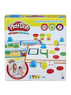PLAYDOH NUMBERS AND COUNTING, , , .