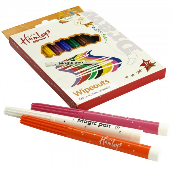 Hamleys Wipeout Magic Pens, 564179, , .