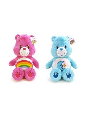 CARE BEARS INTERNATIONAL JUMBO PLUSH, , , .