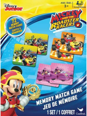 MICKEY ANIMATED MEMORY MATCH GAME, , , .