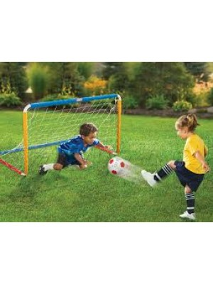 LITTLE TIKES EASY SCORE SOCCER SET, , , .