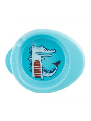 Warmy Plate – 6 Months - Boy Blue, , , .