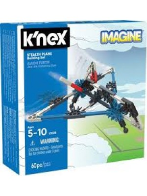 STEALTH PLANE BUILDING SET, , , .