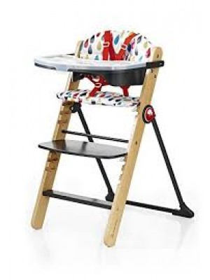 WAFFLE HIGHCHAIR PITTER PATTER, , , .