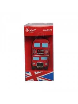 Hamleys Bus Magnet, , , .