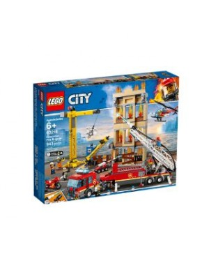 DOWNTOWN FIRE BRIGADE, , , .