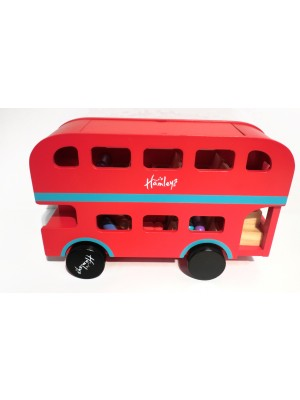 Hamleys London Bus With Passengers, , , .