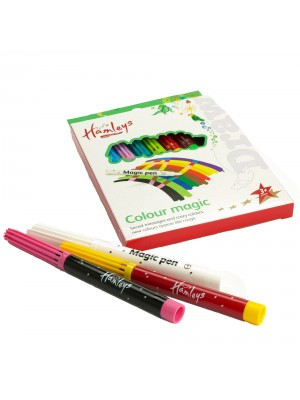 Hamleys Colour Magic Pens, , , .