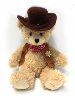 Hamleys Cowboy Bear, , , .