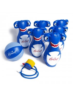 Hamleys Inflatable Shark Bowling, , , .