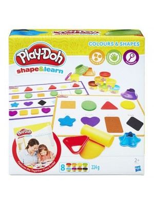 PLAYDOH COLORS AND SHAPES, , , .