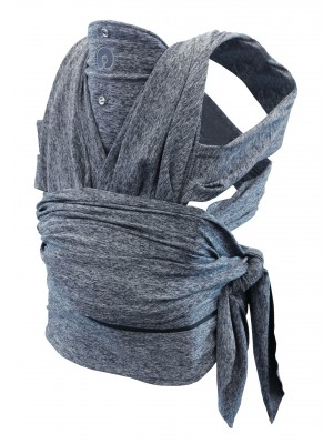 Boppy Comfy Fit Baby Carrier - Grey, , , .