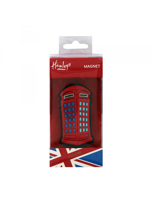 Hamleys Telephone Box Magnet, , , .