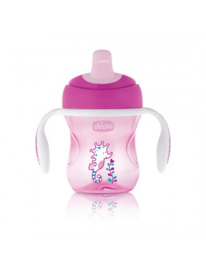 Training Cup – 6 Months - Girl Pink, , , .