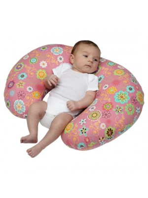Boppy Nursing Pillow - Wild Flowers, , , .