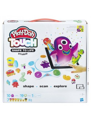 PLAYDOH SHAPE TO LIFE STUDIO, , , .