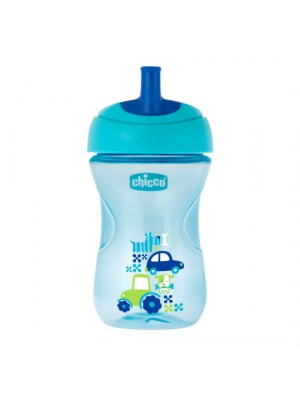 Advanced Cup – 12 Months - Boy Blue & Green, , , .