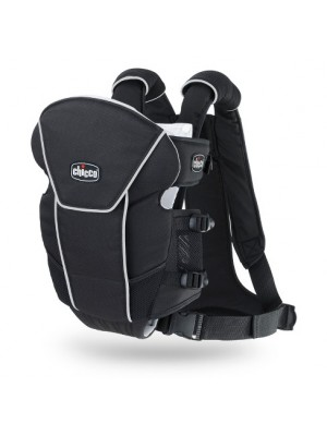 Ultra Soft Baby Carrier - Black, , , .