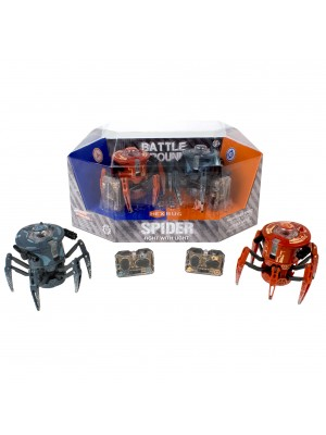 HEXBUG BATTLE SPIDER 2 PACK, , , .