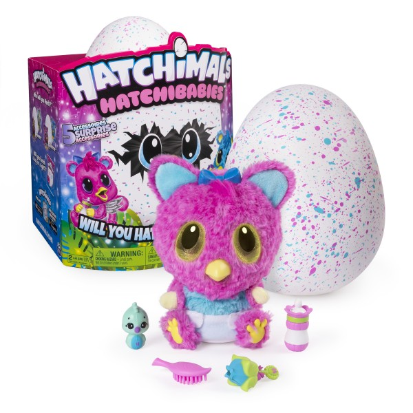 HATCHIMALS HATCHIBABIES CHEETREE, P216735, , .