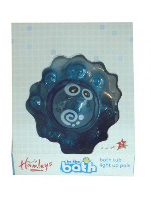 Hamleys Bathtime Light Up Blue Octopus Pal, , , .