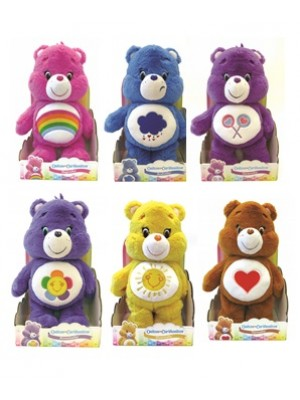CARE BEARS MEDIUM PLUSH, , , .