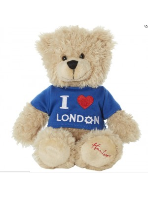 Hamleys I Love London Bear, , , .