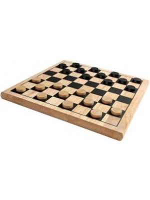 HM DRAUGHTS WOODEN, , , .