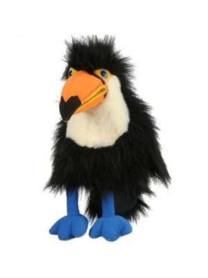 Baby Toucan Hand Puppet, , , .