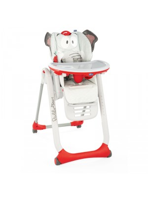 Polly 2 Start High Chair - Baby Elephant design, , , .