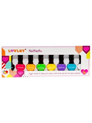 Luvley Funky Nailtastic, , , .