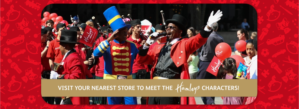 Hamleys Toy Shop | South Africa