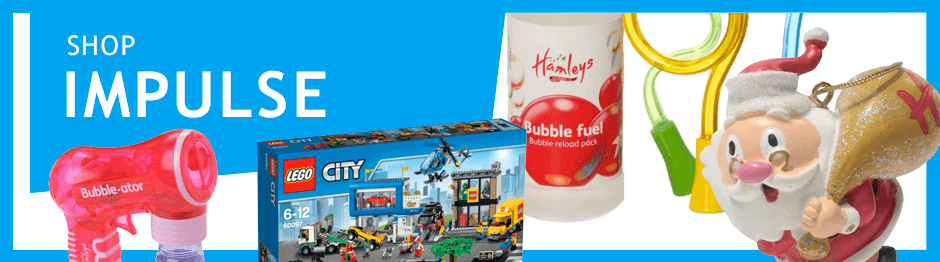 Hamleys Impulse gifts